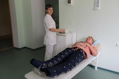 Прессотерапия суставов боли в коленных суставах после тренировки