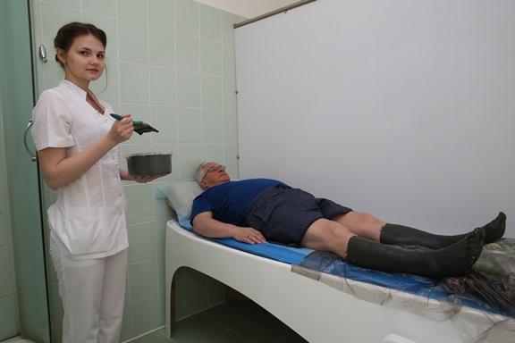 Лечение радикулит ноги